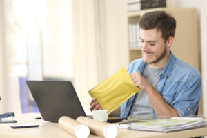 interesting direct mail formats