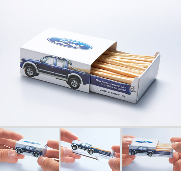 Ford direct mail campaign