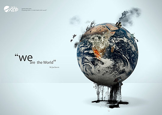"Only One Earth: ""We Are the World"""
