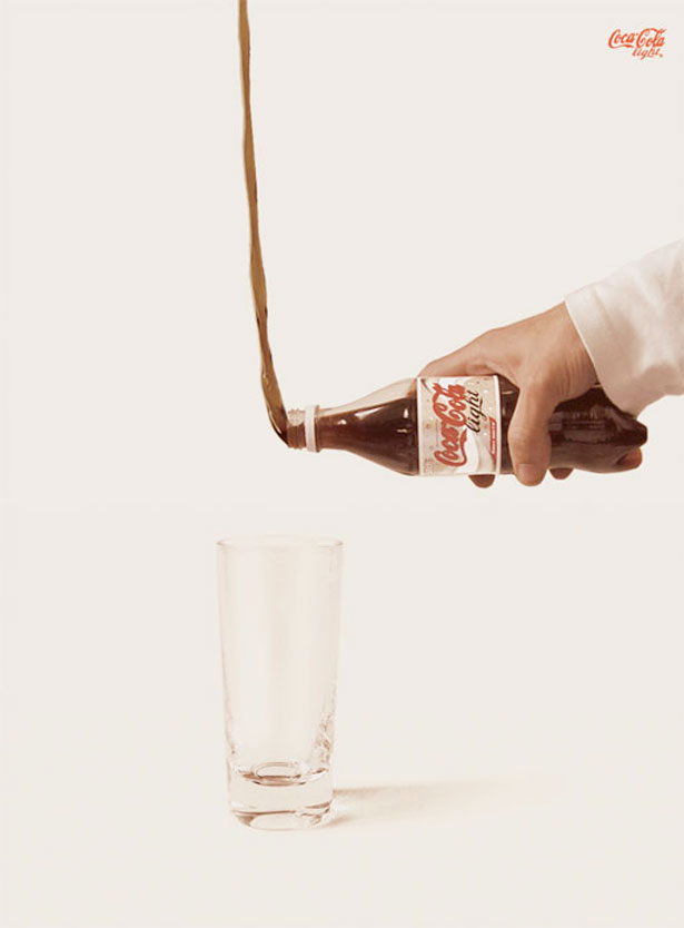 Coca-Cola Light: Anti-Gravity