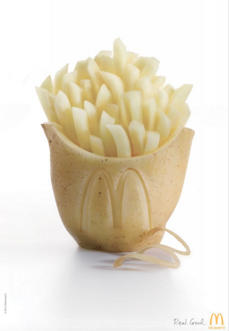 McDonald's Real Fries